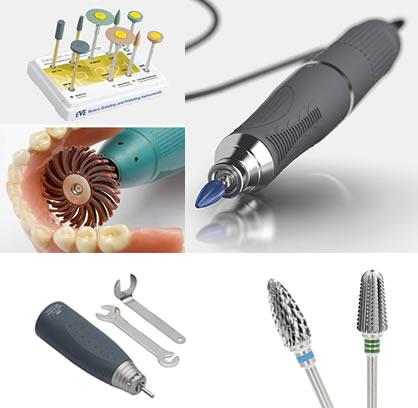 Handpiece motors